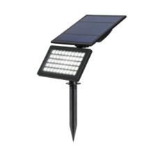 Led napelemes, solar leszúrható,falra szerelhető lámpa