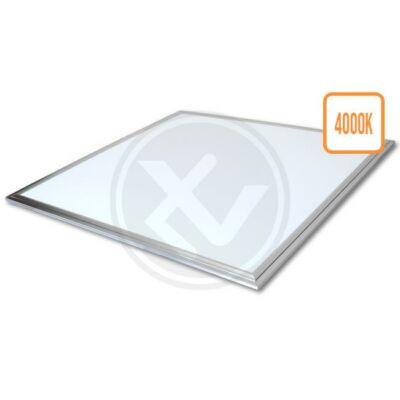 LED panel 595x595 40W Lumio Ezüst keret 4000K
