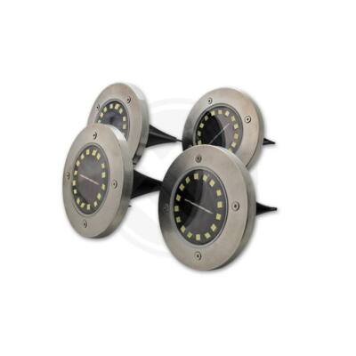 Napelemes LED-es lámpa 16xSMD kert - 4 db