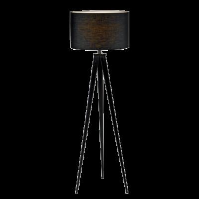 TOMY FLOOR LAMP 1XE27 DARK GREY