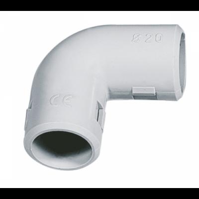 PVC cső kicsi 90 EC Ф16 IP40