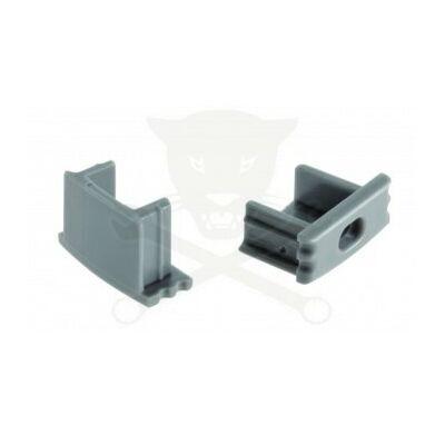 Végzáró sapka 99ACC07 és 08 alumínium profilhoz, PVC