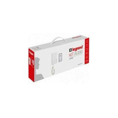 Legrand 369500 3-vezetékes audió kaputelefon szett 1 lakásos