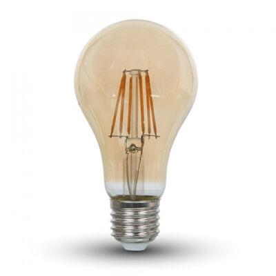 E27 Filament LED lámpa 8 Watt (300°) - Retro körte meleg