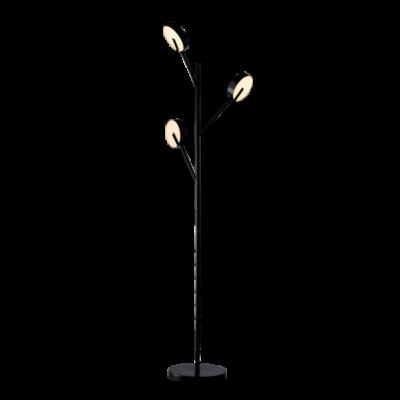 SENSO LED FLOOR LAMP 25W 3000K MATTE BLACK