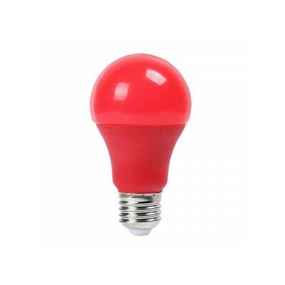 LED LÁMPA E27 9W 200° PIROS