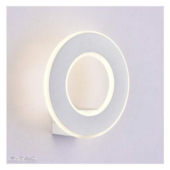 9W LED Fali lámpa fehér színű 3000K