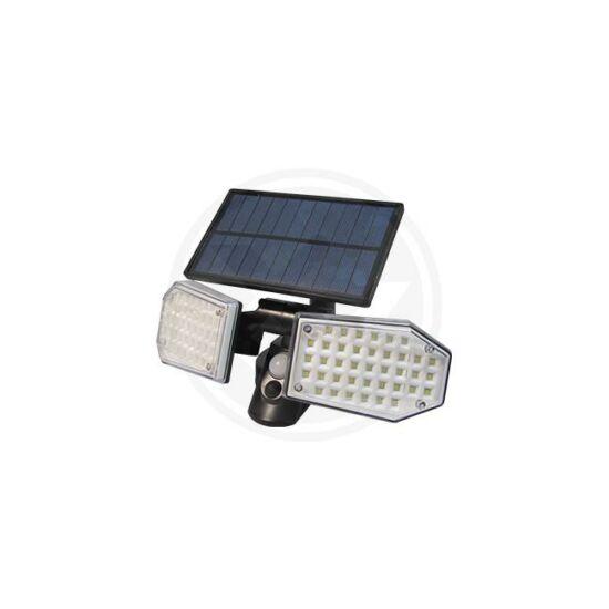 Szolár LED fényszóró IP65 78xSMD PIR