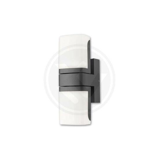 LED oldalfali világítás Veroni Duo 13W