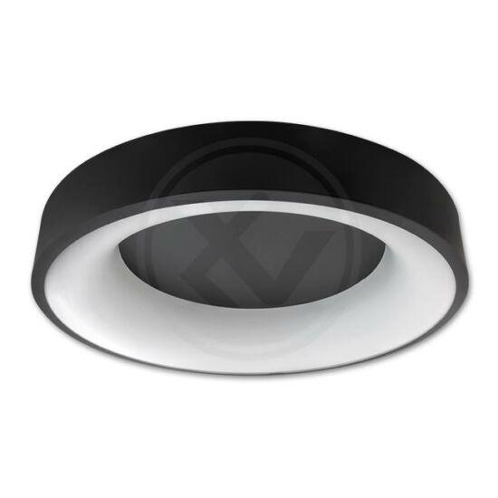 LED csillár Galaxis Nova 54W 40x8cm fekete