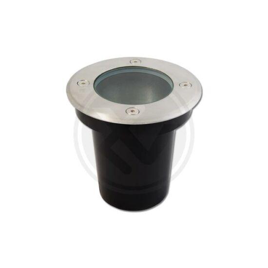 Kerek LED GU10 lámpatest IP67 230V 110mm