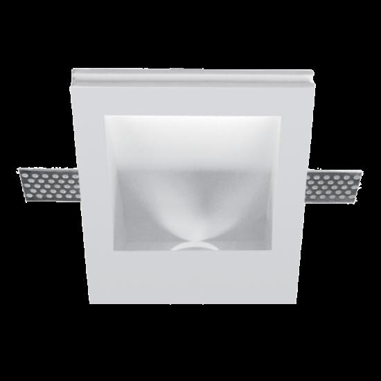 LED GYPSUM WALL LAMP 1x1W RECESSED