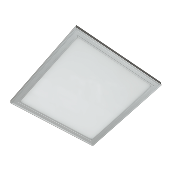 LED PANEL 48W 4000K-4300K 595mm/595mm IP44