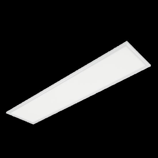 LED PANEL 48W 4000K 295x1195mm IP44 WHITE FRAME