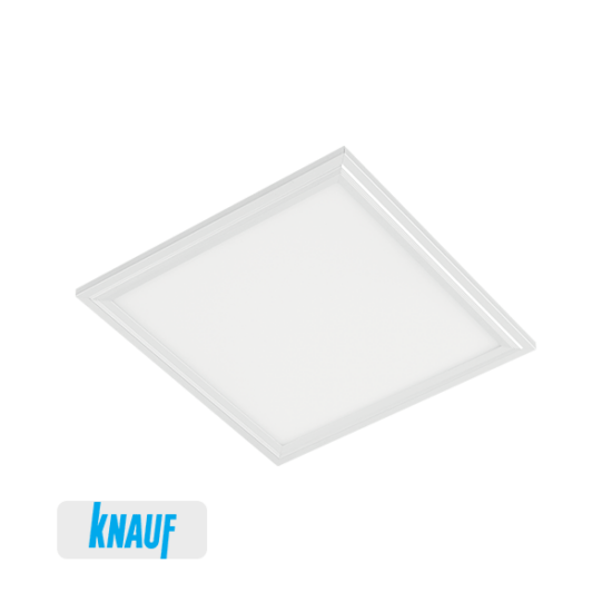 LED PANEL FOR DRYWALL 48W 4000K 595x595mm WHITE