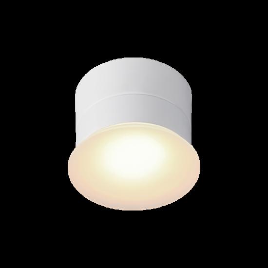 AZZAR FALI LÁMPA LED 7W/ 490lm/ 3000K FEHÉR