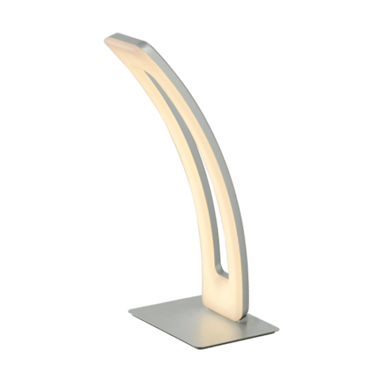 MARCELLA LED TABLE LAMP 11W 3000K SILVER