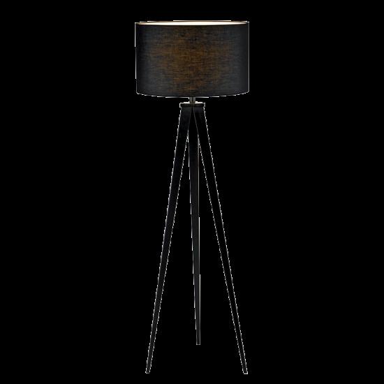 TOMY FLOOR LAMP 1XE27 DARK GREY D400XH1550mm
