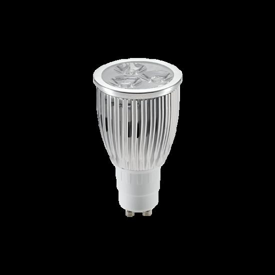 LED3 GU10 MELEG FEHÉR, 6W, 230V