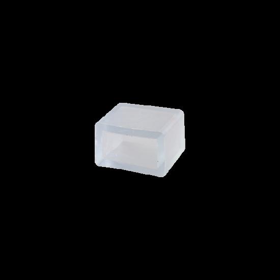 VÉG SAPKA LED SZALAGHOZ 5050 RGB IP65