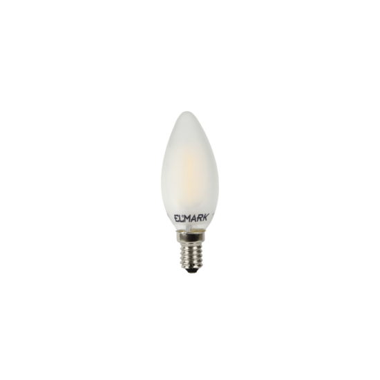 LED CANDLE C35 FILAMENT 5W E14 230V 2700K DIMMABLE