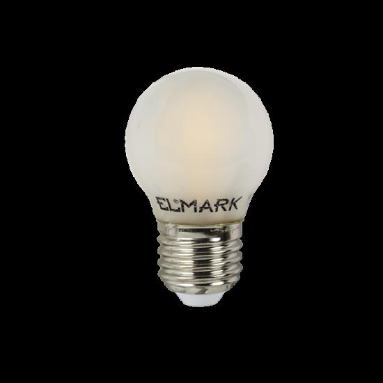 LED GLOBE G45 FILAMENT 5W E27 230V 2700K  DIMMABLE