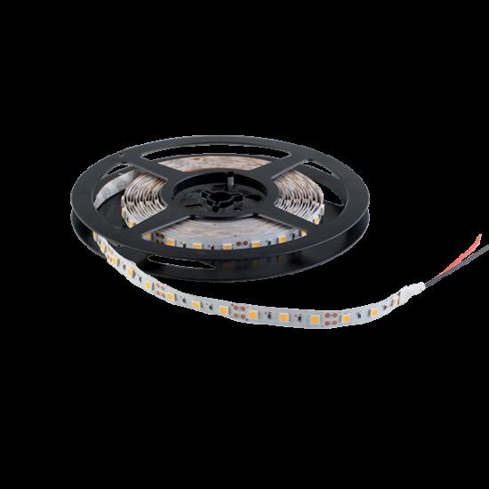 LED SZALAG LED300 5050 12V/DC IP20 60PCS/1M HIDEG FEHÉR