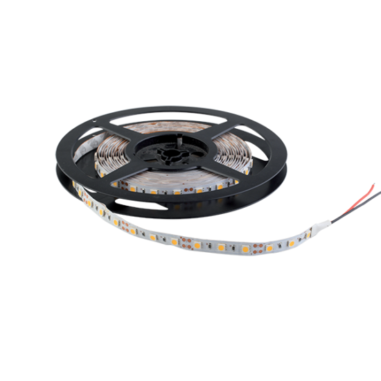 LED SZALAG LED300 5050 12V/DC IP20 60PCS/1M PIROS