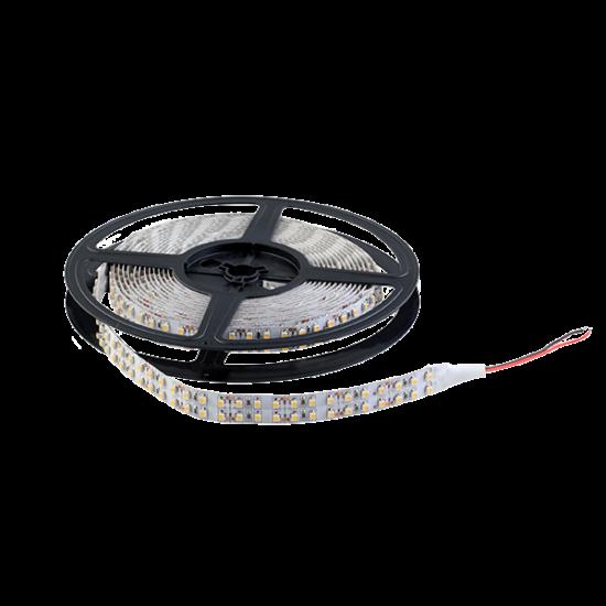 LED SZALAG LED1200 3528 12V/DC IP20 2X120PCS/1M MELEG FEHÉR