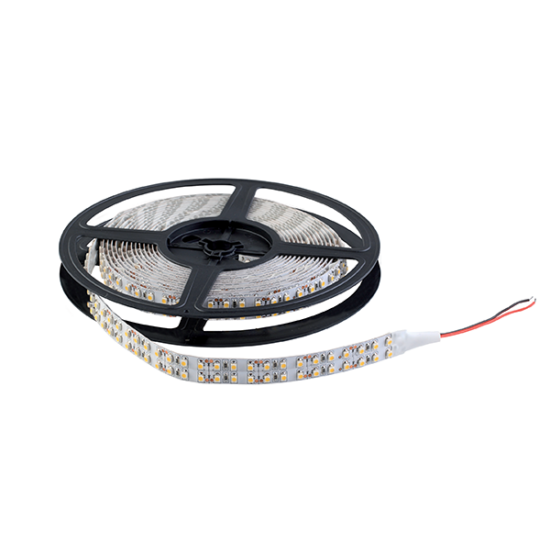 LED SZALAG LED1200 3528 12V/DC IP20 2X120PCS/1M HIDEG FEHÉR