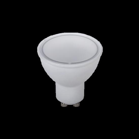 LED LÁMPA SMD2835 5.5W 120˚ GU10 230V MELEG FEHÉR