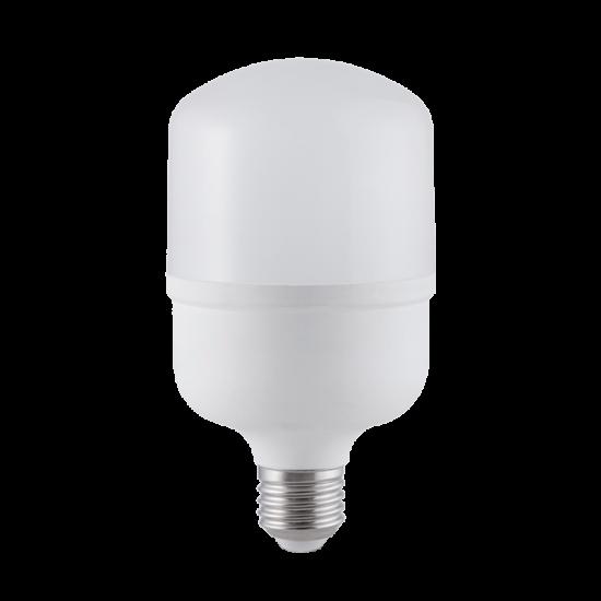 LED LÁMPA SMD2835 30W E27 230V FEHÉR