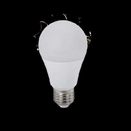LED LÁMPA PEAR A60 SMD2835 15W E27 230V MELEG FEHÉR
