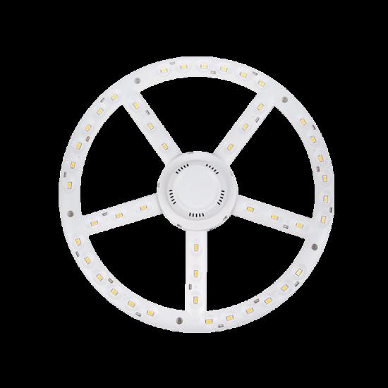 LED MOULD FOR CHANDELIER D220MM 18W 2700K-3000K