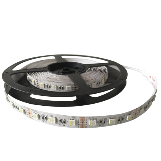 LED STRIP 5050 14,4W/M 12V/DC IP20 60PCS/1M RGBW