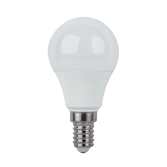 LED GLOBE G45 8W E14 230V WHITE