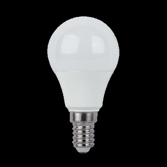 LED GLOBE G45 8W E14 230V WARM WHITE