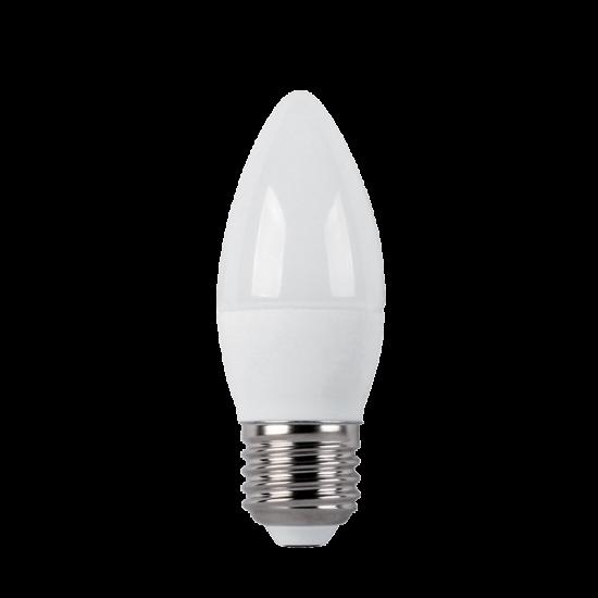 LED CANDLE C37 8W E27 230V WARM WHITE