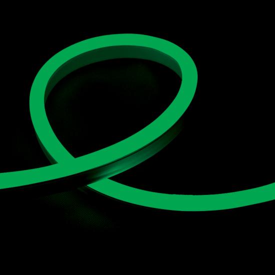 LED NEON FLEX 12W/M 24V IP65 GREEN