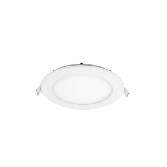 LED PANEL ROUND ECO SERIES 6W 6400K D100mm