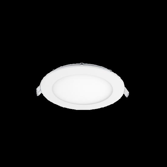 LED PANEL ROUND ECO SERIES 6W 2700K D100mm