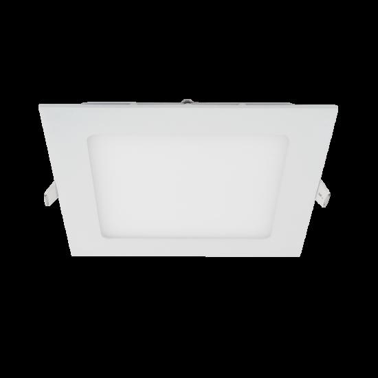 LED PANEL SQUARE 18W 6400K 225/225mm