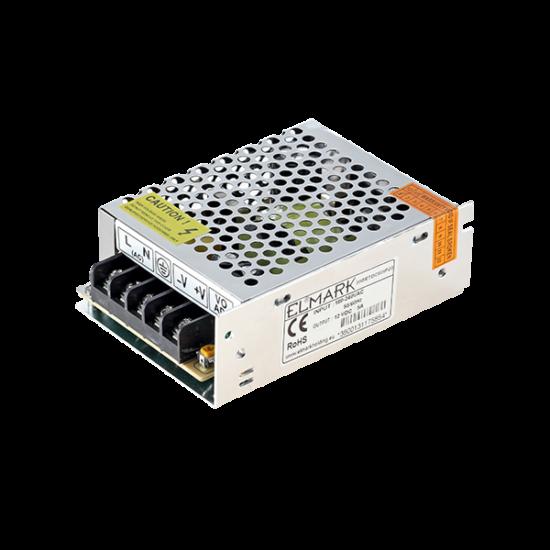 SETDC360 TÁPEGYSÉG LEDHEZ 360W 230AC/12VDC IP20