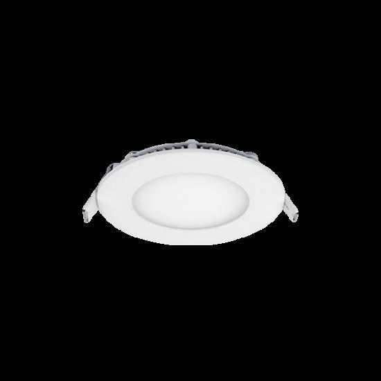STELLAR LED PANEL KÖR SÜLLYESZTETT 6W 6400K