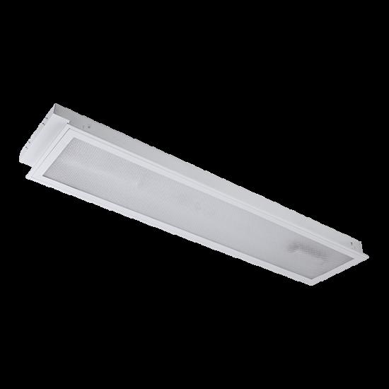 PRIZMA ALAKÚ LED LÁMPATEST 2X18W BM 4000K 1195X295mm