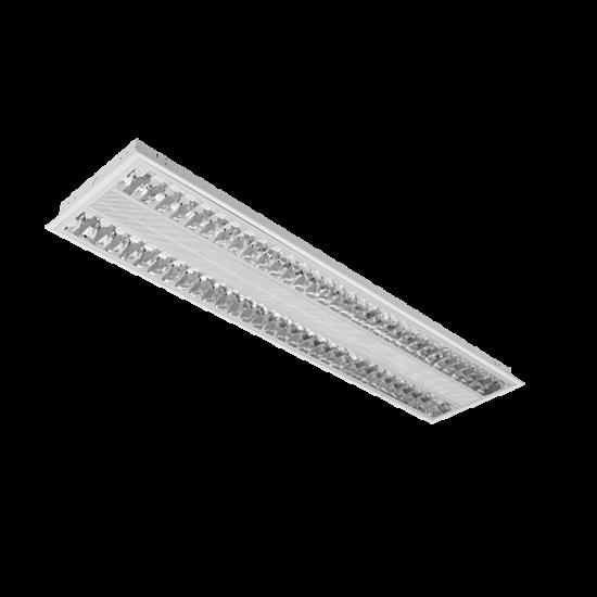 VIKI LIGHTING FIXTURE WITH LED TUBE T5 2X20W BM 4000K