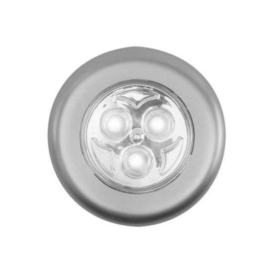 LED-es elemlámpa, univerzális, öntapadós