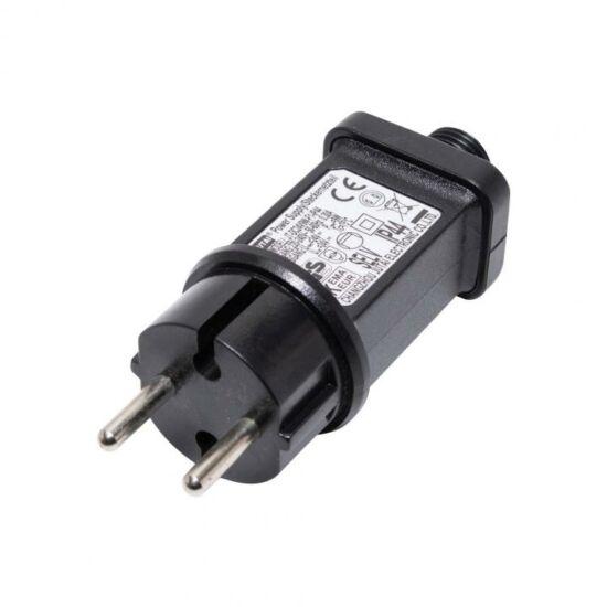 Hálózati adapter fényfüzérekhez, 24 V DC / 9 W, IP44